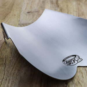 Kitty Professional Herzschütte aus dickem Edelstahl gefertigt