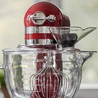 Der neue KitchenAid Spritzschutz
