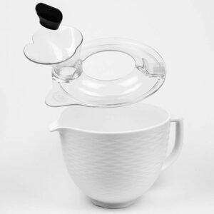 Spritzschutz für Keramikschüssel