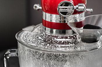 Spritzschutz für KitchenAid